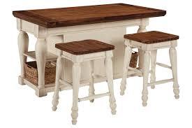 furniture kitchen island marsilona 3 kitchen island set furniture homestore