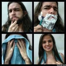 Beard Shaving Meme - beard shave meme images