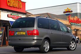 seat alhambra estate 2000 2010 running costs parkers
