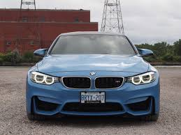 Bmw M3 Colour Review 2015 Bmw M3 Sedan Canadian Auto Review