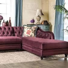 blue velvet sectional sofa luxury velvet sectional sofa and sectional sofa in plum velvet