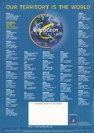 peugeot range australia peugeot 1998 uk brochure