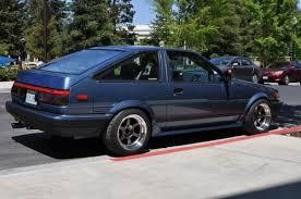 1986 toyota corolla gts hatchback for sale buy used 1986 toyota corolla gts ae86 hatchback jdm levin