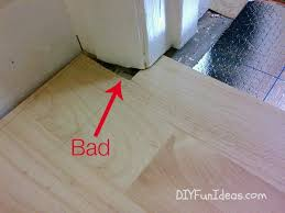 best installing laminate wood flooring on concrete install a