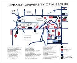 Student Map Login Campus Map And Directions Lincoln University