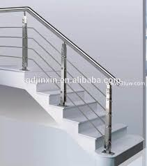 stainless steel handrail baustrade indoor outdoor cable railing