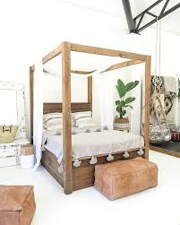 bedroom amazing pencil post beds in solid cherry maple or mahogany