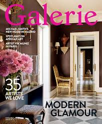 magazine subscription galerie