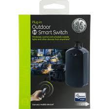 Z Wave Landscape Lighting Ge Z Wave Plus In Outdoor Smart Switch 500s Jasco