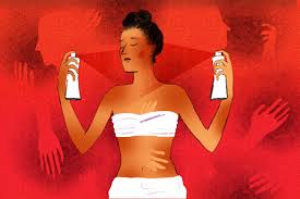 self tanner and tanning lotion are tanning lotion and spray safe