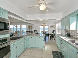 sand dance kitchen with ocean views