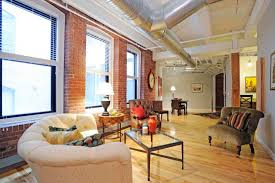 Brick Loft by Sensational Brick And Beam Modern Boston Loft For Sale Boston
