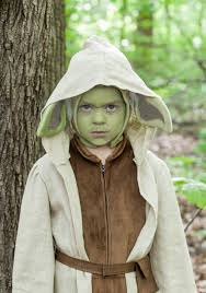 star wars toddler halloween costumes star wars yoda costume for toddlers