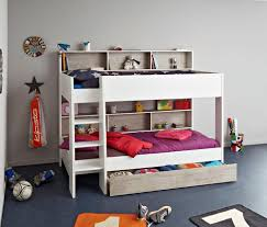 Bunk Bed For 3 Twin Loft Bunk Beds Modern Furniture Edgewatercab Com