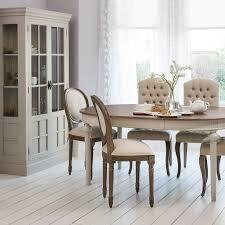 buy hudson living maison 4 6 seater round dining table john lewis