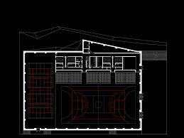 Earthbank Home Plans Urbannext Podčetrtek Sports Hall Urbannext