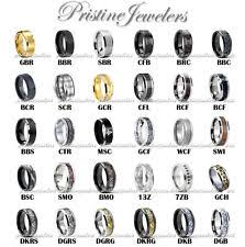 comfort fit titanium mens wedding bands men s tungsten rings ebay