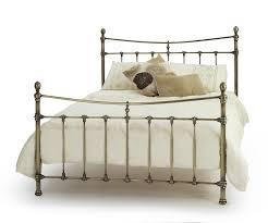 5ft Bed Frame Bennetts Bedrooms 5ft King Antique Brass Bedframe Bases