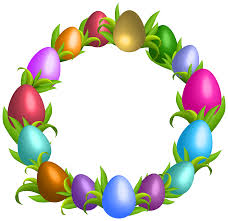 easter wreath transparent png clip art gallery yopriceville