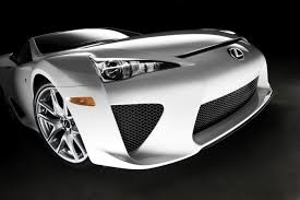 first lexus made lexus lfa parisworkingforart