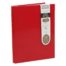 refillable photo albums photo albums brag books officeworks