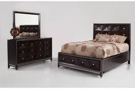 imposing decoration bobs furniture bedroom set montana storage