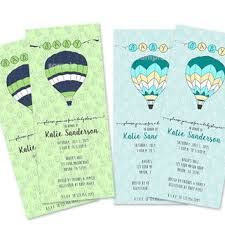 best air balloon baby shower invite products on wanelo