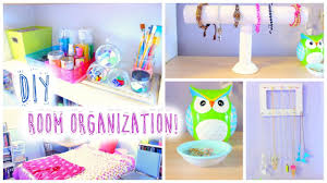 Bedroom Organization Ideas by Diy Room Organization And Storage Ideas For Summer Youtube