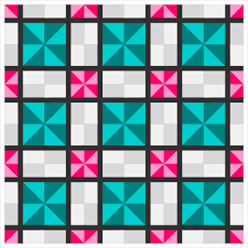 block design elven garden quilts my design process diy block design