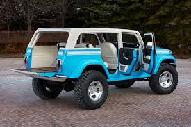 new jeep wrangler concept how to turn a jeep wrangler into the ultimate island cruiser the