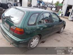 nissan almera second hand parts working and cheap parts from nissan almera 2 0l55kw diesel car for