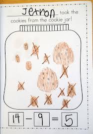 mrs ricca u0027s kindergarten fun with subtraction