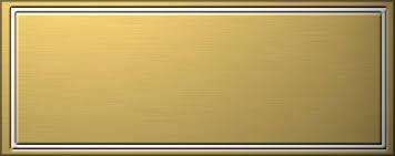 gold name plate friends of sun prairie baseball