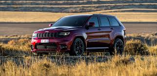 jeep grand cherokee 2017 blacked out jeep grand cherokee srt performance suv jeep middle east