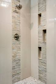 bathroom tile feature ideas best 25 shower niche ideas on master shower small