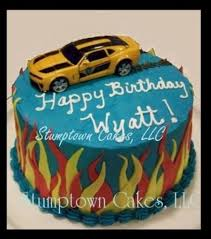 transformers birthday cake transformers bumble bee birthday cake cakecentral