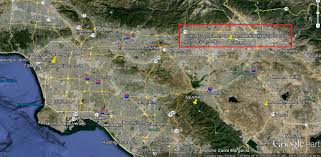 Earthquake Los Angeles Map by 7 25 2015 U2014 M4 3 Earthquake Jolts Southern California In Los