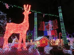 Where To Go See Christmas Lights Vancouver Magnificent Escape