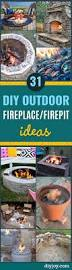 Fire Pit Ideas For Backyard by 31 Diy Outdoor Fireplace And Firepit Ideas Diy Joy