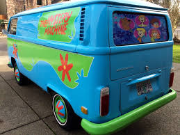 volkswagen van wallpaper 1972 volkswagen bus scooby doo where are you ebay motors blog
