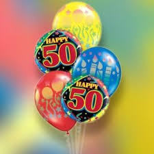 50th birthday balloons delivered 29 best birthday balloons images on birthday balloons