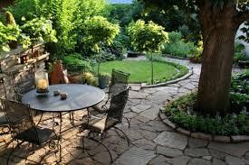 easy landscaping ideas for small gardens garden design with cheap