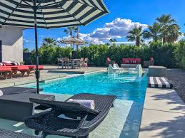 Palm Springs Outdoor Furniture by Palms At Park Palm Springs Vacation Rentals Brand New Luxury 5
