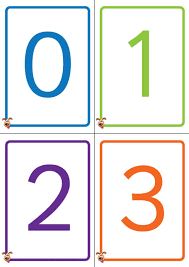 7 awesome number flashcards 1 20 sparklebox images projects to