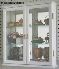 Curio Cabinets Under 200 Traditional Curio Cabinets Ebay