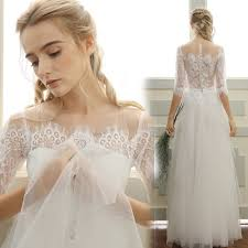 aliexpress com buy vestido de noiva features closure