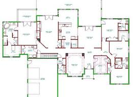 ranch house floor plan fabulous 3 bedroom rambler floor plans and ranch house plan with
