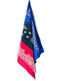 Black American Flag Bandana Black Scale Unity Bandana Dolls Kill