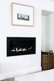 regency horizon hzi390e modern gas fireplace insert mid century
