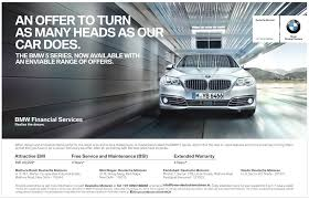 bmw 5 series offers get bmw 5 series with inr 50 000 emi in india soulsteer